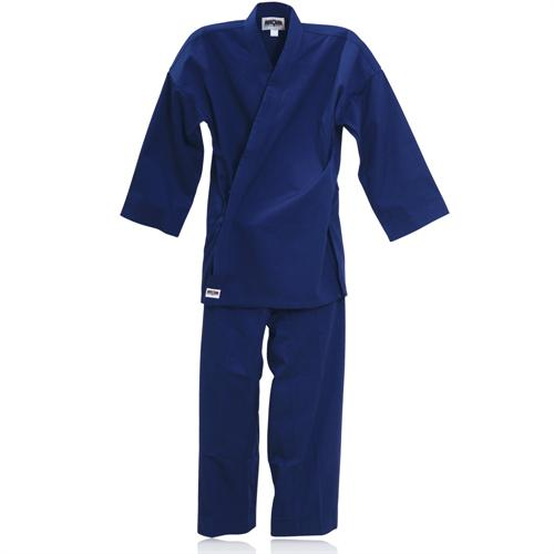 Macho 8.5oz Traditional Middleweight Gi (Blue)